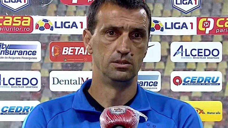 FCSB - FC Botoșani rezultat final. Vintilă, lecție de non-combat