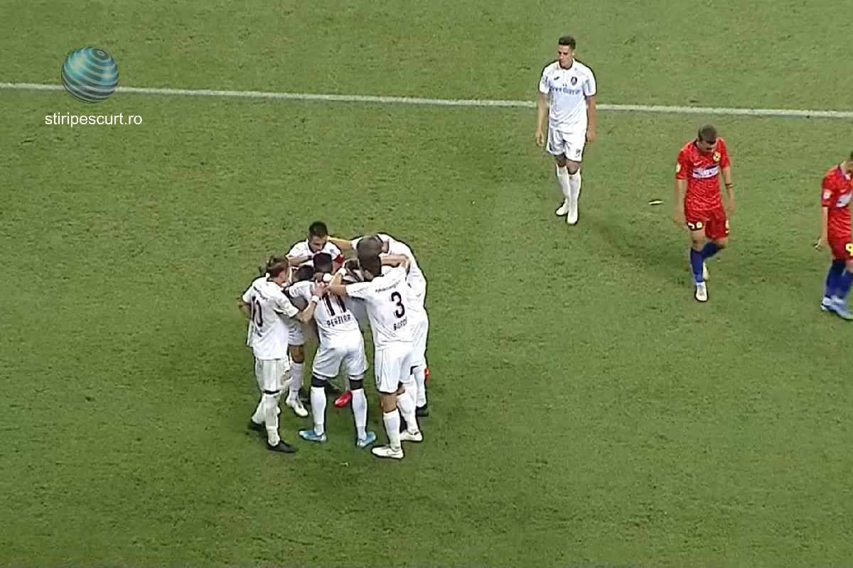 Toate calculele pentru noua campioană a României la fotbal. CFR Cluj- U Craiova se joacă cu titlul pe masă
