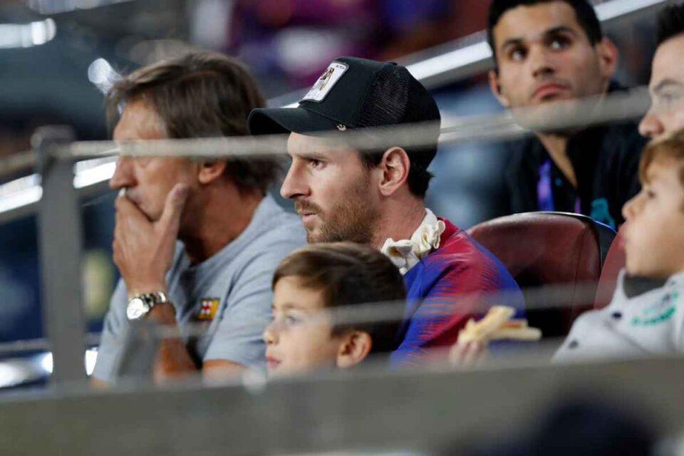 Leo Messi, facebook. foto: @leomessi