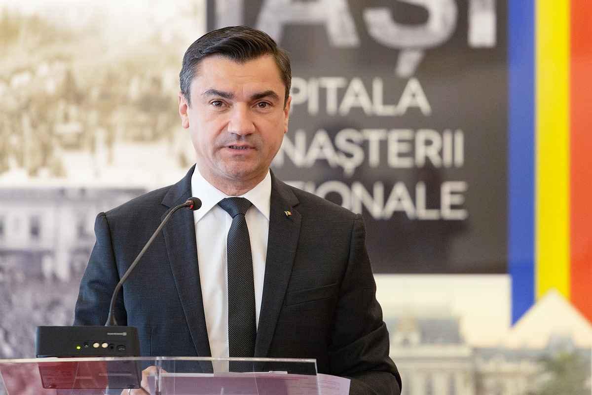 """Mihai Chirica, supărat că senatorii USR n-au votat pentru Autostrada Iași - Târgu Mureș: """"Politica lor neomarxistă nu va avea succes în România"""""""
