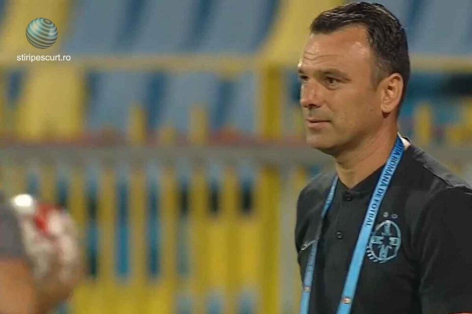 Gaz Metan - FCSB rezultat final. Prima victorie pentru Toni Petrea