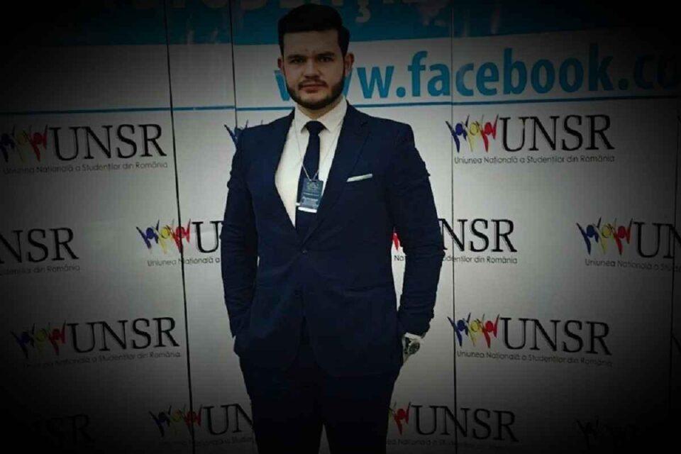 Vlad Dediu liderul studenților din România s-a înecat la Mamaia