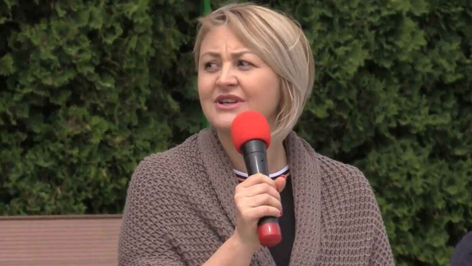 Ana Rinder, managerul Spitalului Judeţean de Urgență Vaslui