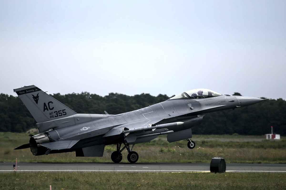 Avion F-16 Fighting Falcon