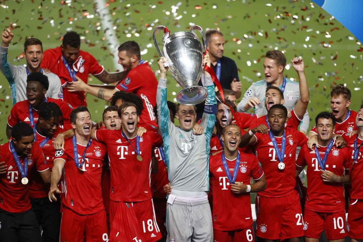 Bayern Munchen - PSG rezultat final în ultimul act din Liga Campionilor 2020