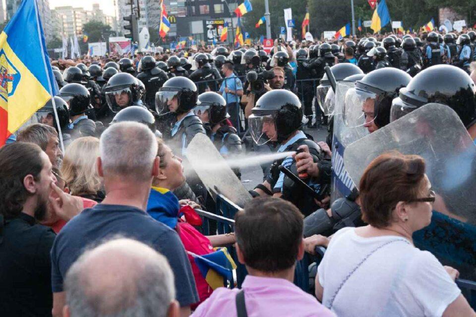 Dosar 10 august: Șefa DIICOT anulează soluția de clasare în cazul șefilor Jandarmeriei