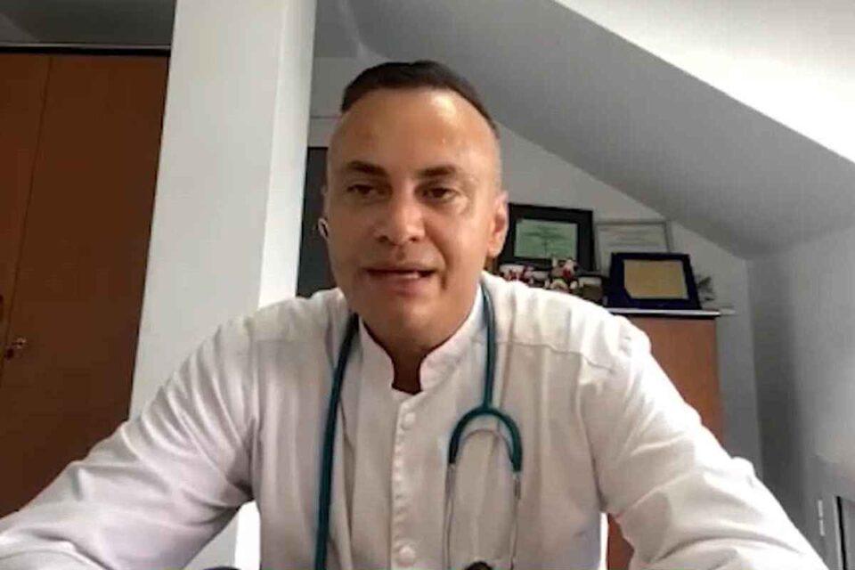"""Dr Marinescu, de la """"Matei Balș"""", despre efectul de domino în cazul infectărilor cu coronavirus"""
