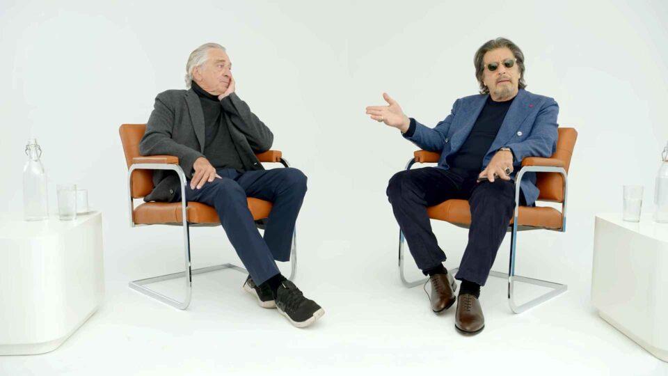 Al Pacino şi Robert De Niro joacă împreună într-un nou film