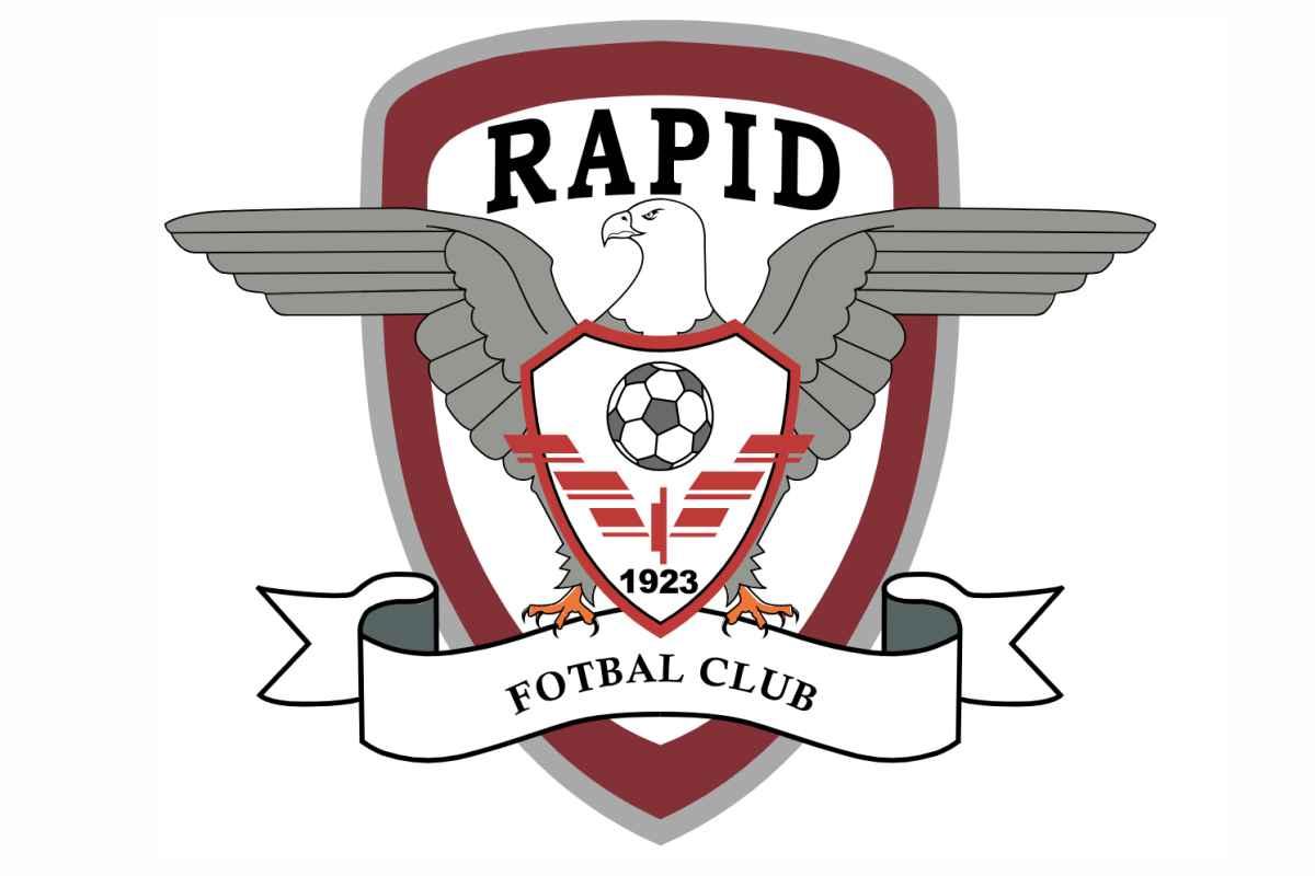 Sigla RAPID București câștigată în instanță de echipa de Liga a 4-a