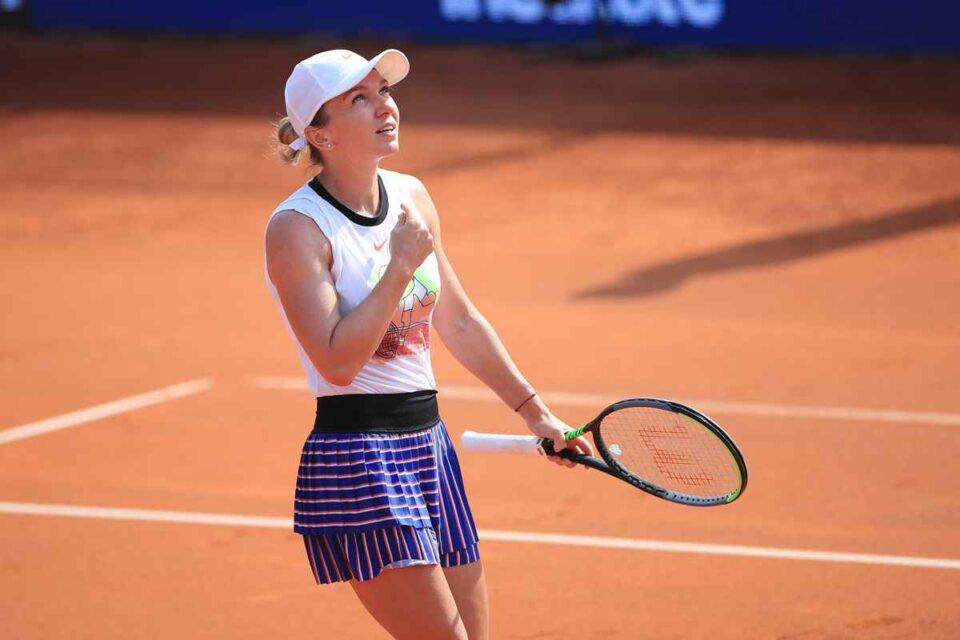 Simona Halep - Irina Begu rezultat în semifinale la Praga. Marș triumfal către finala mare
