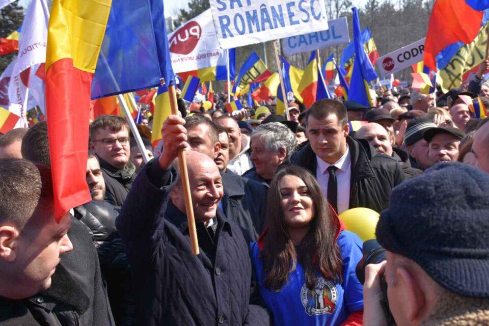 Traian Băsescu anunțat oficial candidat la Primăria Bucureștiului