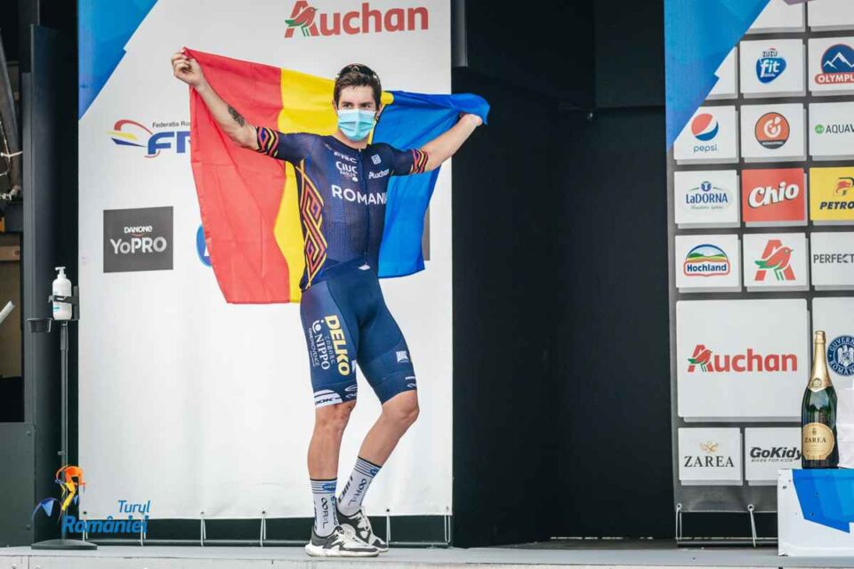 Marele câștigător al Turului României 2020, ediția nr. 53, este Grosu Eduard