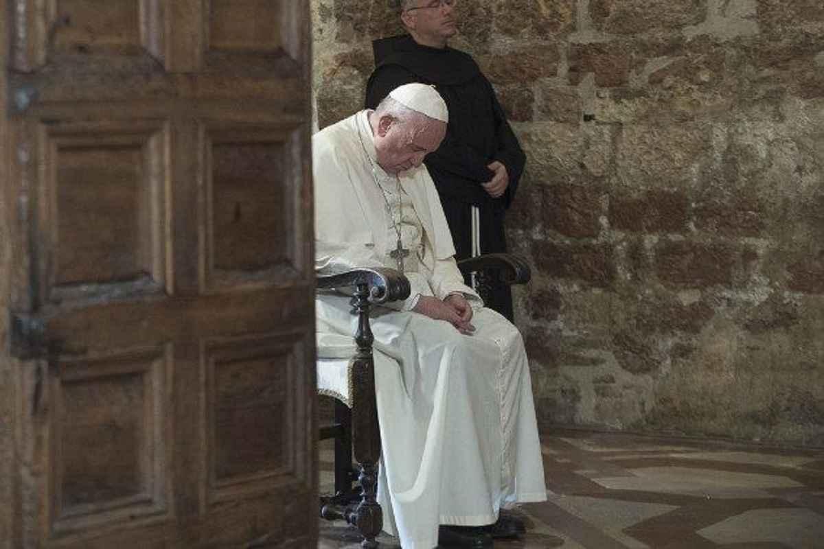 Bârfa este o ciumă mai rea decât Covid, consideră Papa Francisc
