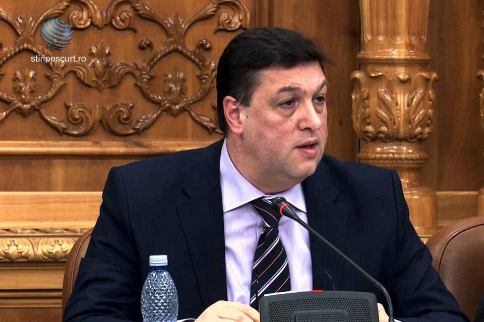 Șerban Nicolae și-a dat demisia de la șefia Comisiei Juridice a Senatului