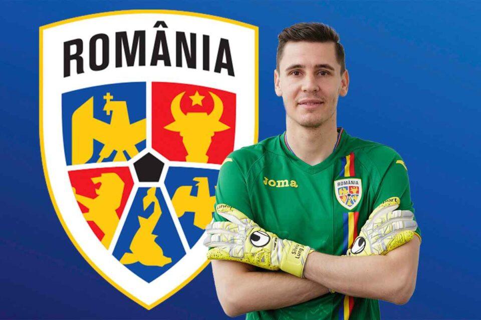 Silviu Lung jr. s-a retras de la echipa naţională. foto: FRF