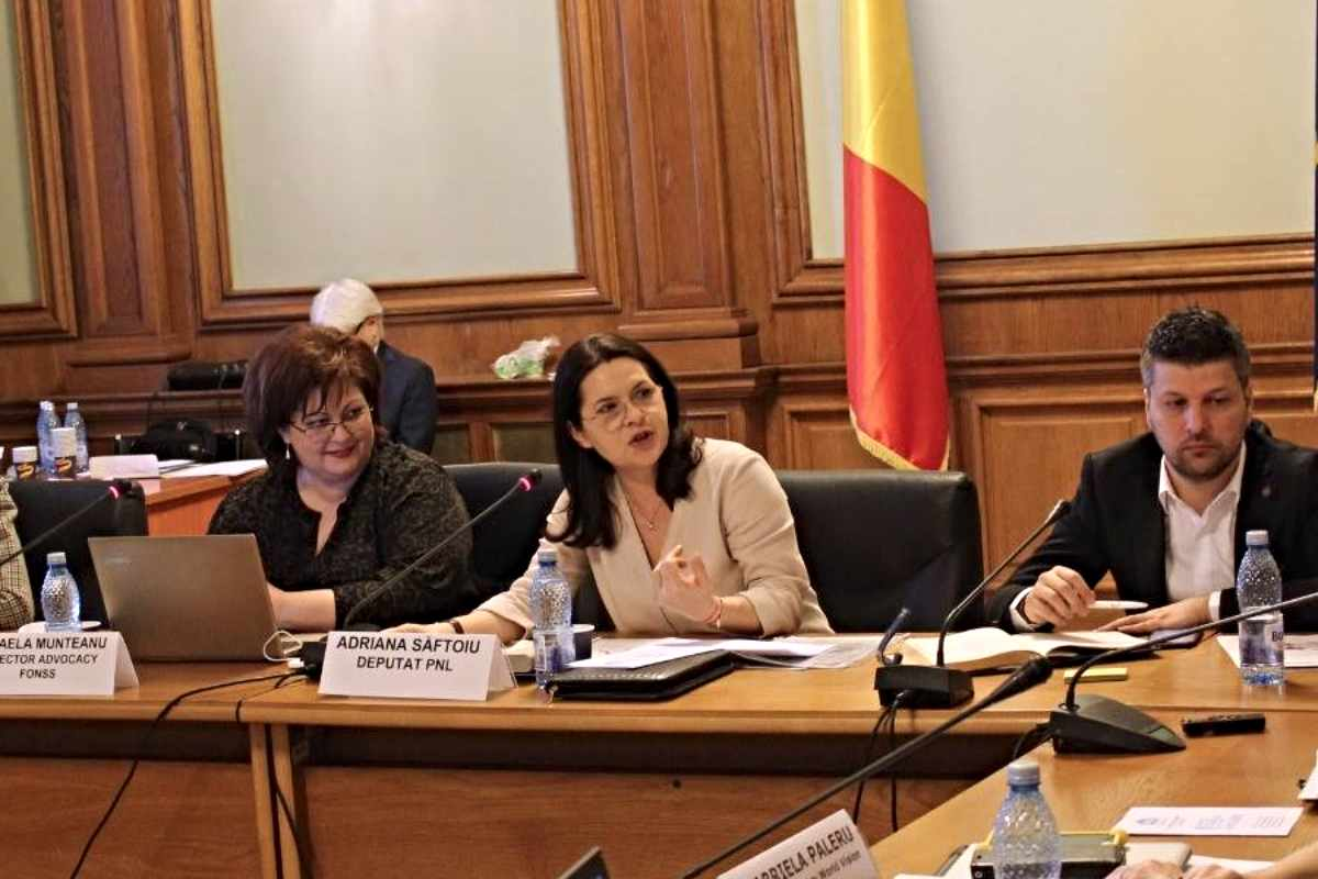 Adriana Săftoiu, despre lista PNL pentru alegerile parlamentare: Ori țara asta e pierdută, ori e un experiment