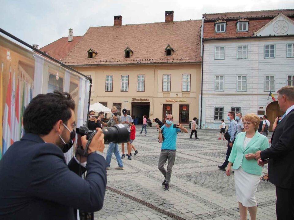 Favorita lui Iohannis, Astrid Fodor, validată pentru un nou mandat de primar la Sibiu