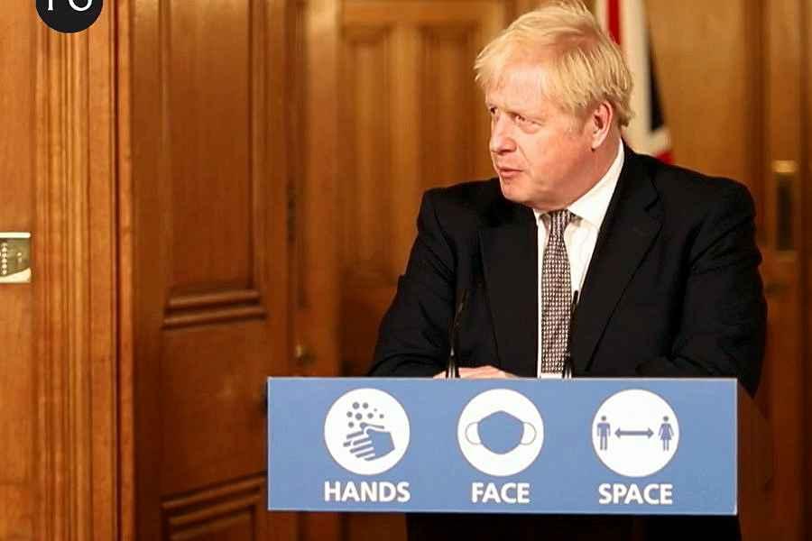 ANGLIA intră în Lockdown: Călătoriile INTERZISE. Boris Johnson anunță măsuri DURE