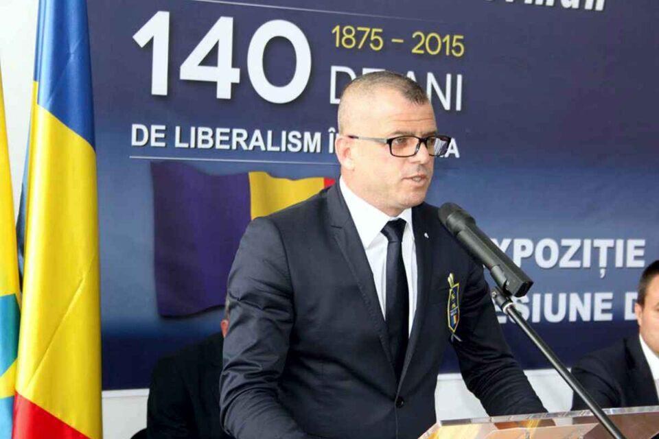 Costel Barbu, Secretarul general adjunct al Guvernului şi primul pe lista PNL a candidaţilor la Camera Deputaţilor în Teleorman