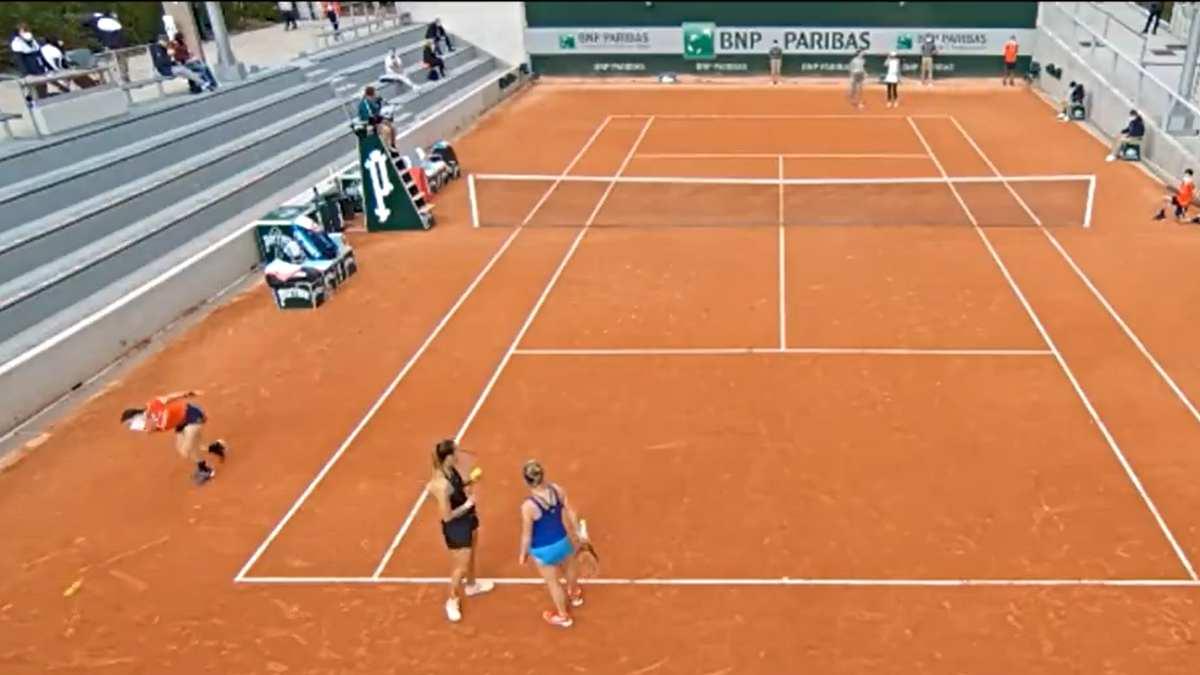 Meciul Andreea Mitu, Patricia Ţig - Madison Brengle, Iana Sizikova, suspectat pentru un posibil aranjament la pariuri.