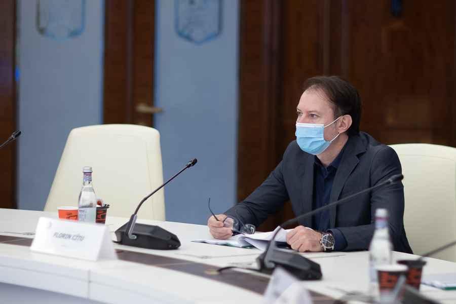 Florin Cîţu a anunţat că agenţia de rating Fitch a menţinut ratingul de ţară al României.