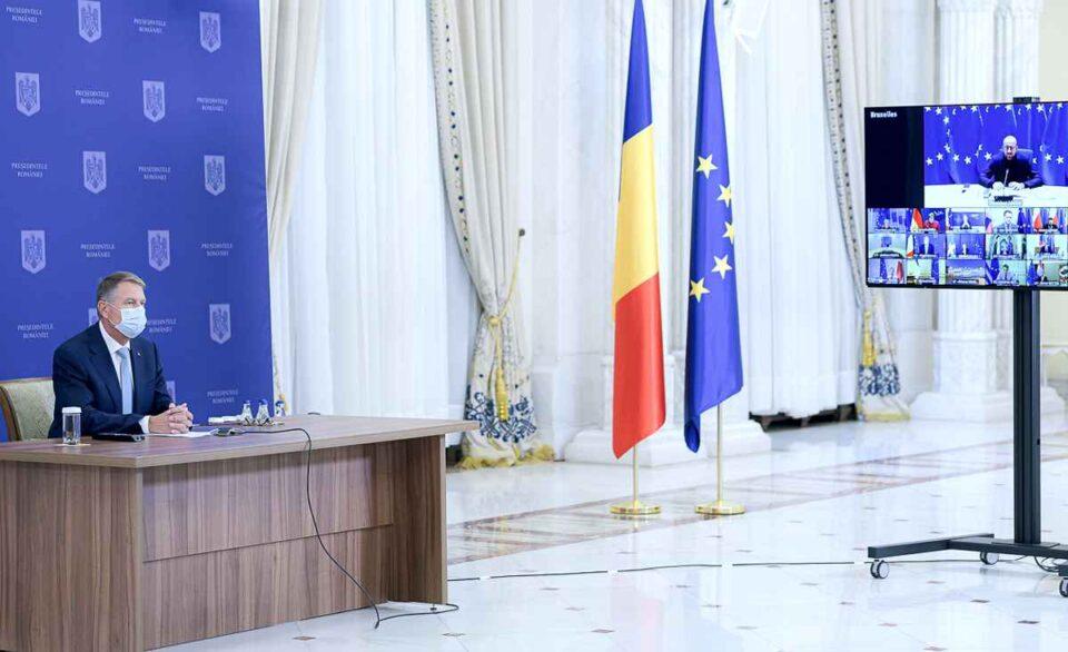 Iohannis: Ne aflăm într-un veritabil val 2 al pandemiei. Solidaritatea, cheia care ne va ajuta să depăşim această teribilă încercare
