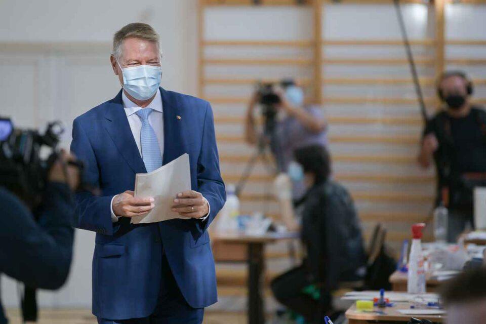 Iohannis confirmă: Alegerile parlamentare vor avea loc pe 6 decembrie
