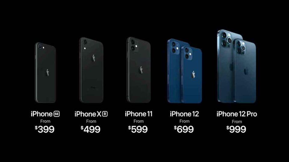 Apple a prezentat seria iPhone 12. Este primul iPhone cu 5G