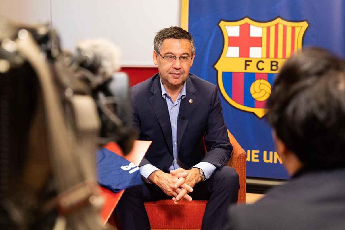Josep Maria Bartomeu a demisionat de la conducerea grupării FC Barcelona