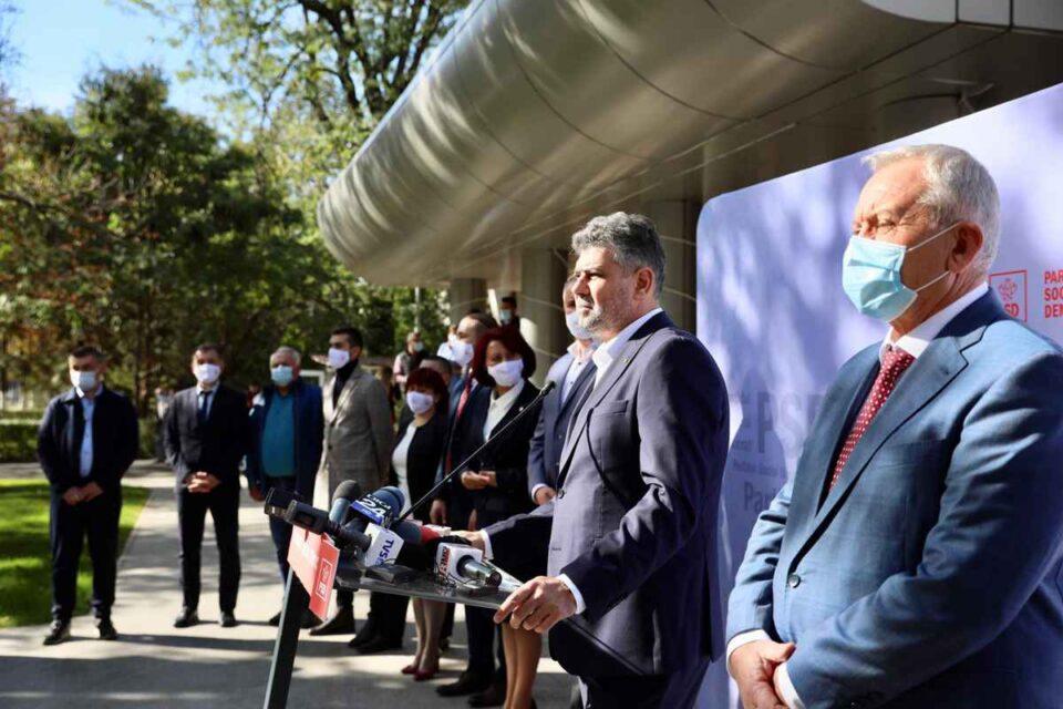 Ciolacu se așteaptă la noi plecări din partid: Drumul pe care am pornit este cel corect