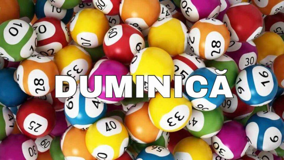 Numere câștigătoare LOTO duminică. Extragerea Loto 6/49, Noroc, Joker, Noroc Plus, Loto 5/40 și Super Noroc