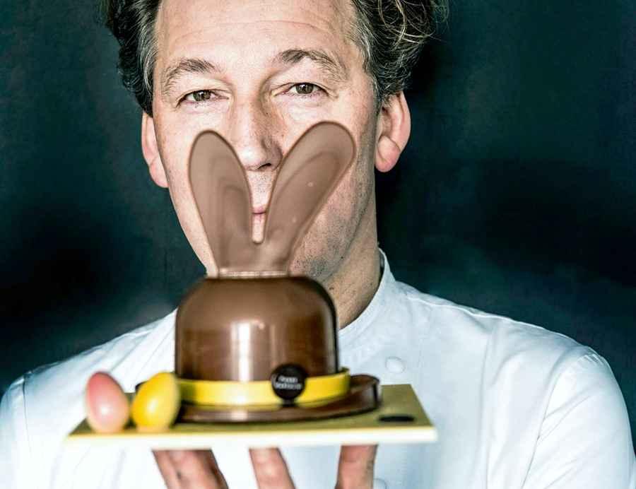 Pierre Marcolini, ciocolatier belgian, cel mai bun cofetar din lume