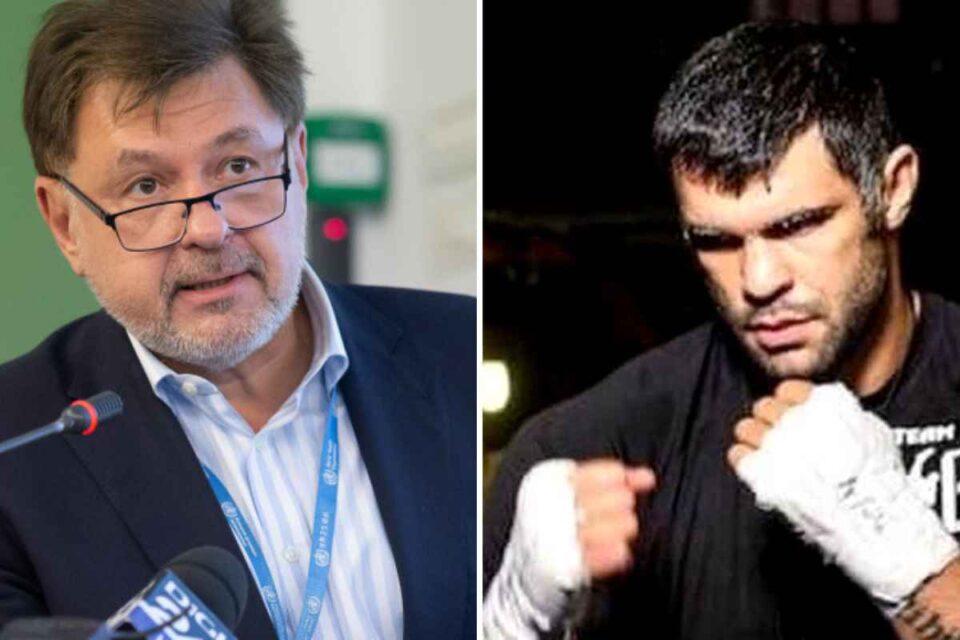 Rafila îl face knock-out pe Daniel Ghiță: Sper să poarte mască de protecție sanitară