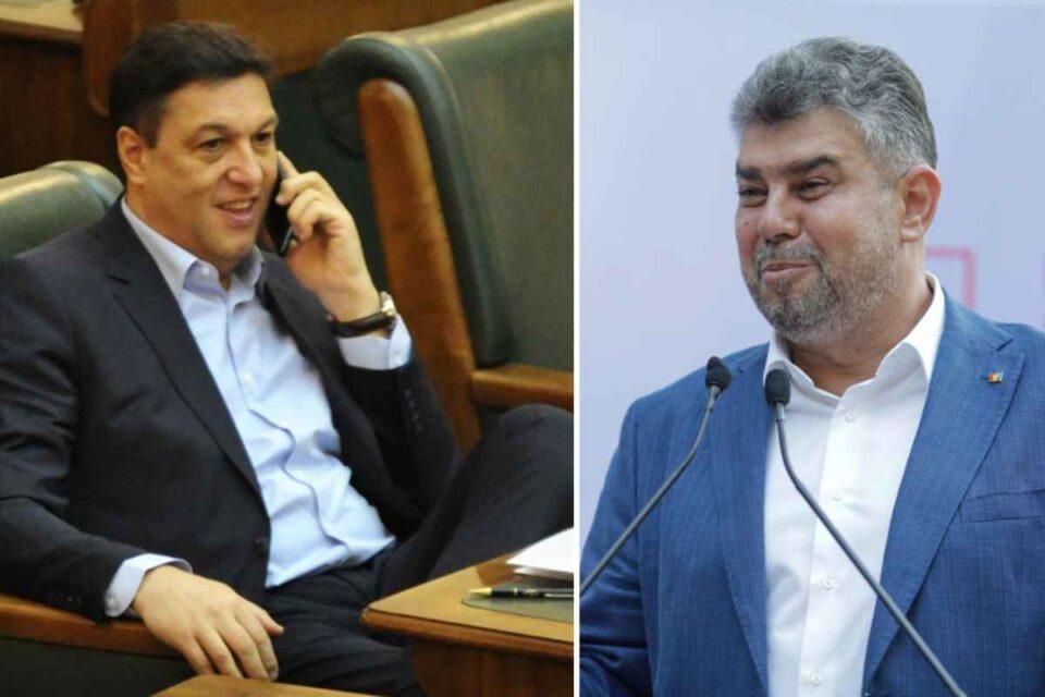 Ciolacu, reacție după ce Şerban Nicolae s-a comparat cu Hagi de la Mondialul din 94