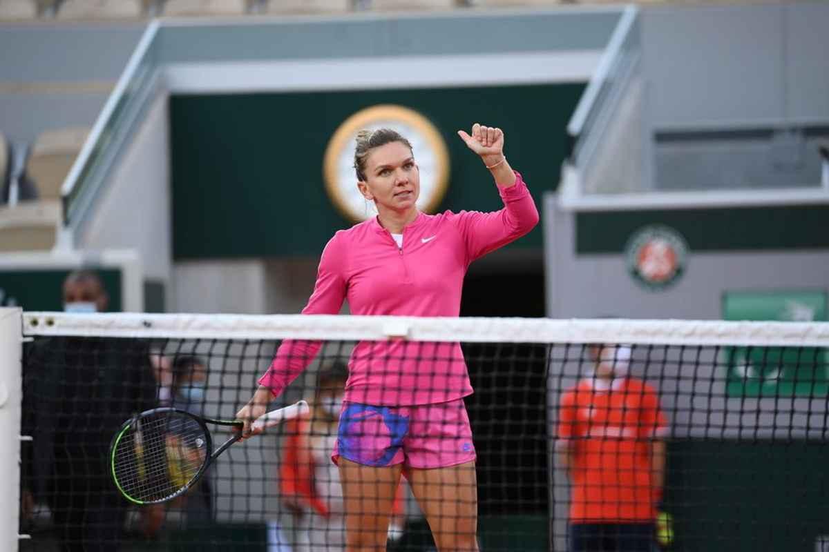 Simona Halep - Iga Swiatek rezultat dezastru la Roland Garros. Simona, de nerecunoscut