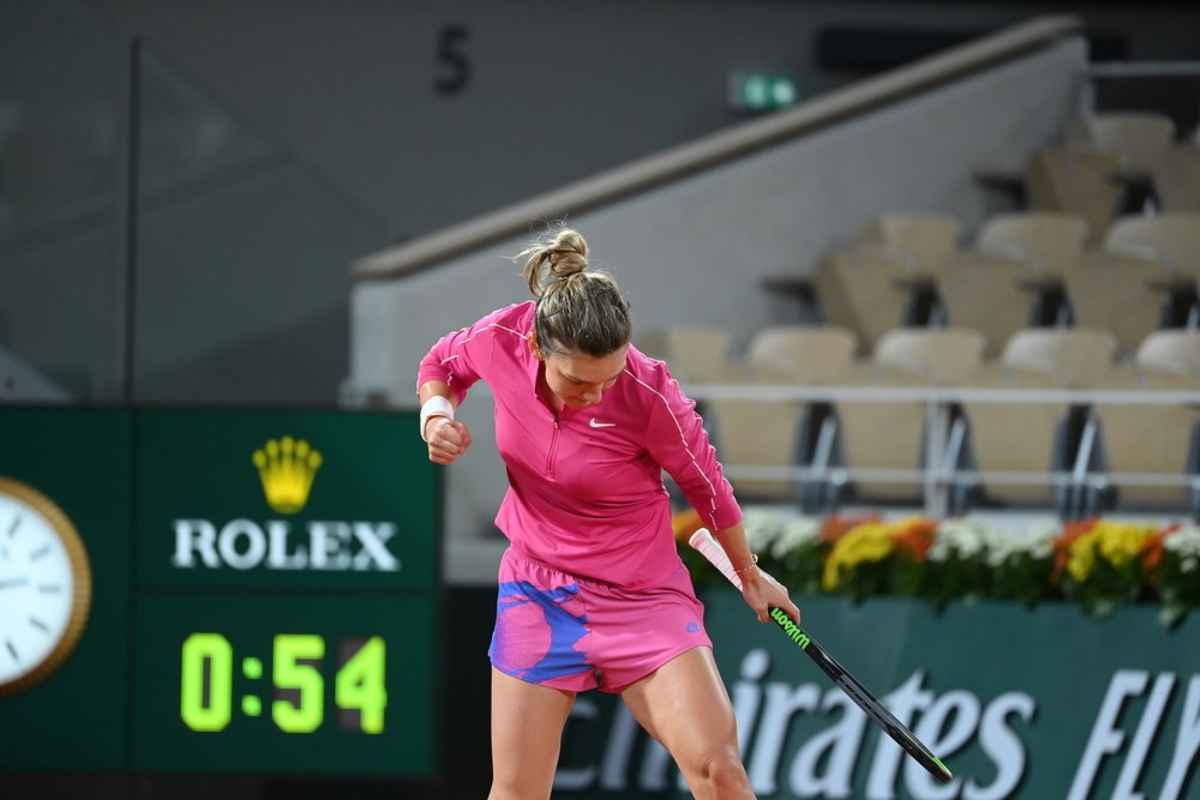 Roland Garros: Simona Halep - Iga Swiatek se joacă duminică. S-a stabilit ora meciului