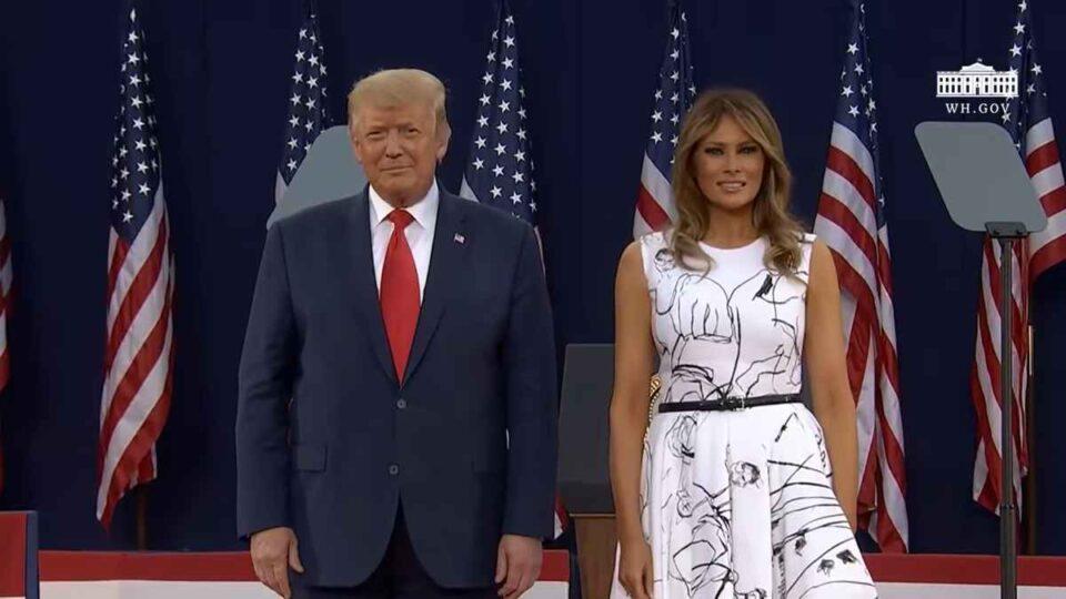 Donald și Melania Trump, diagnosticaţi cu Covid-19