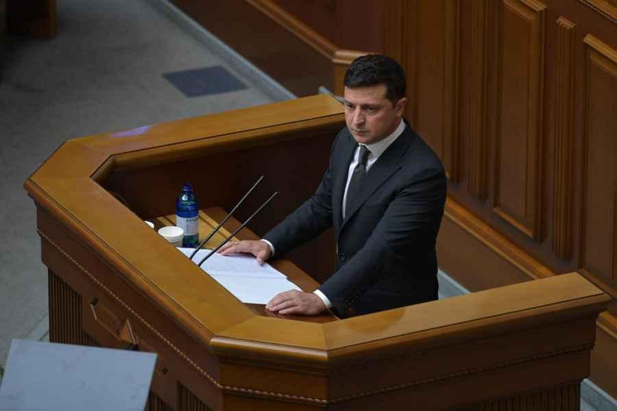 """Președintele Ucrainei cere dizolvarea Curții Constituționale, pentru """"amputarea"""" legilor anticorupție"""