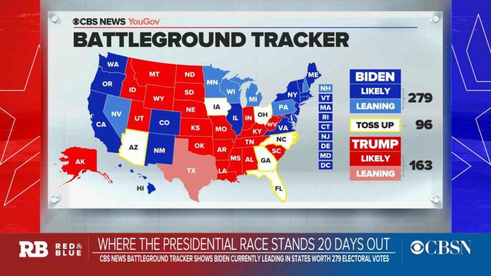 Peste 47 de milioane de americani au votat anticipat. foto: captură video CBC News