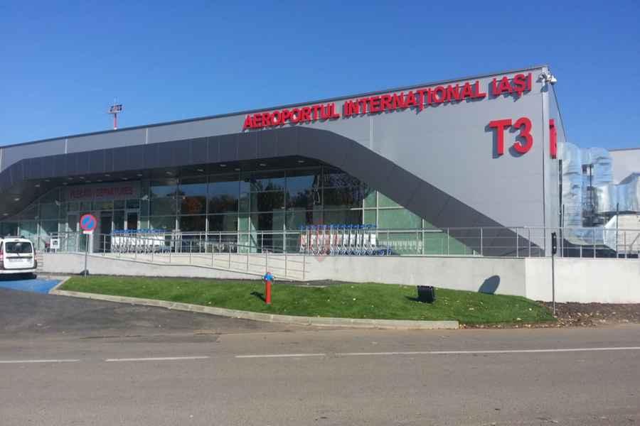 Marius Bodea (USR): Situaţia de la Aeroportul Iaşi devine dramatică. Ce poate fi mai sfidător?
