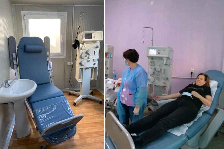 Încă trei aparate de colectare a plasmei convalescente, instalate în București. Primii pași pentru realizarea primei bănci de plasmă din România