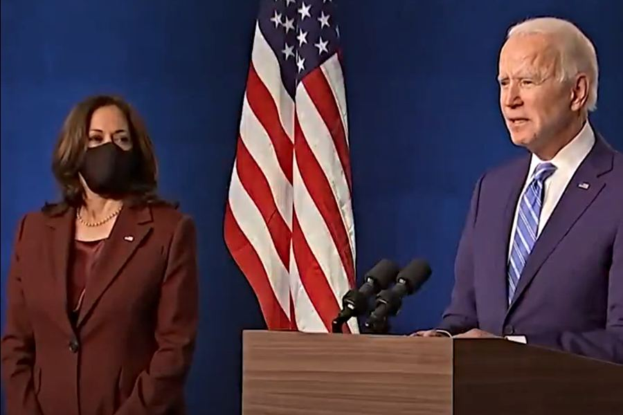ALEGERI ÎN SUA » Biden bate recordul de voturi obţinute de Obama în alegerile prezidenţiale din 2008