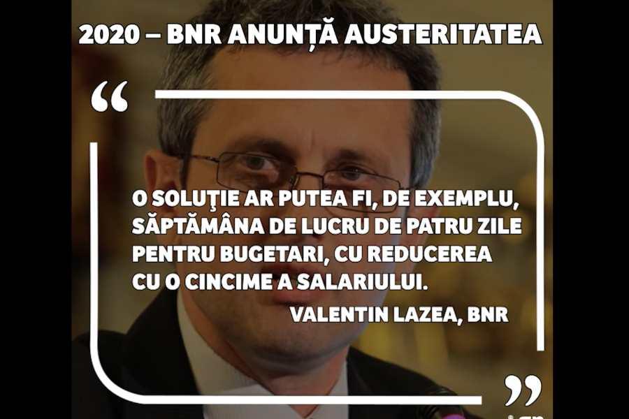 Captură video din spotul de campăanie PSD cu flosirea declarațiilor scoase din context ale specialiștilor BNR