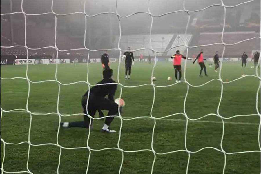 CFR Cluj a pierdut şi meciul de acasă cu AS Roma