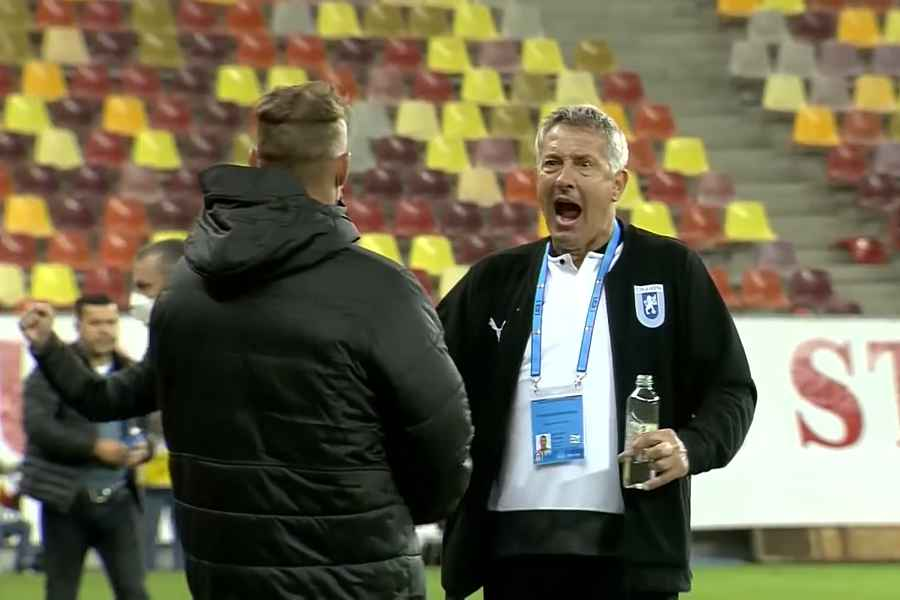 Bergodi și-a dat demisia de la U Craiova!