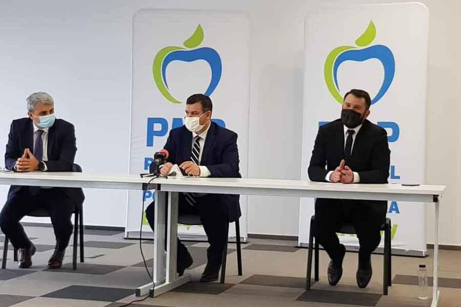 Programul de guvernare al PMP şi măsurile pe care le consideră esenţiale în următorii patru ani