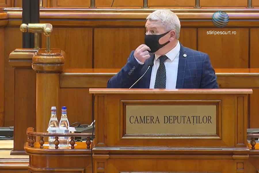 Florin Roman (PNL), după discursul lui Marcel Ciolacu la Ora premierului: Înger, îngeraşul meu scapă-ne de pesedeu