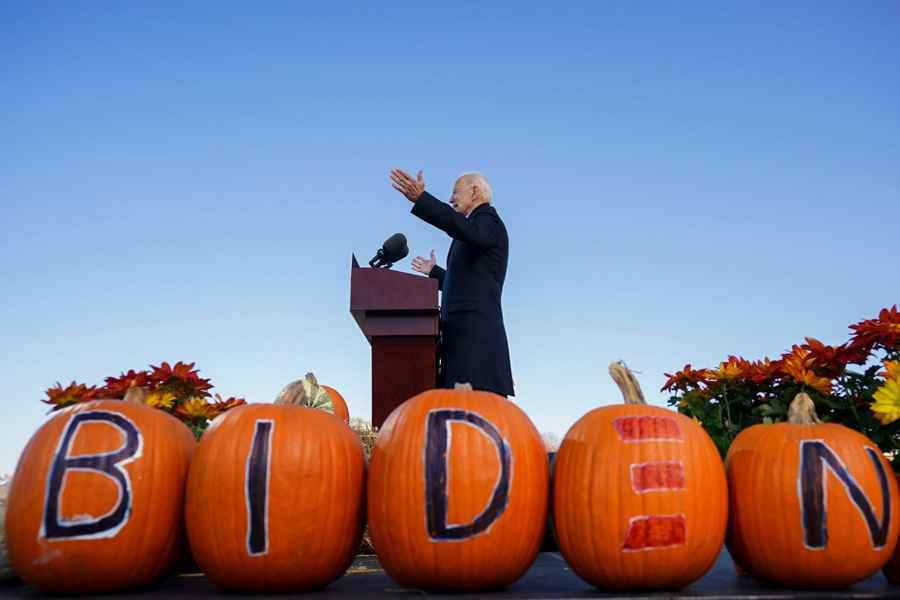 ALEGERI ÎN SUA - Prima declarație a lui Joe Biden din postrua de președinte ales