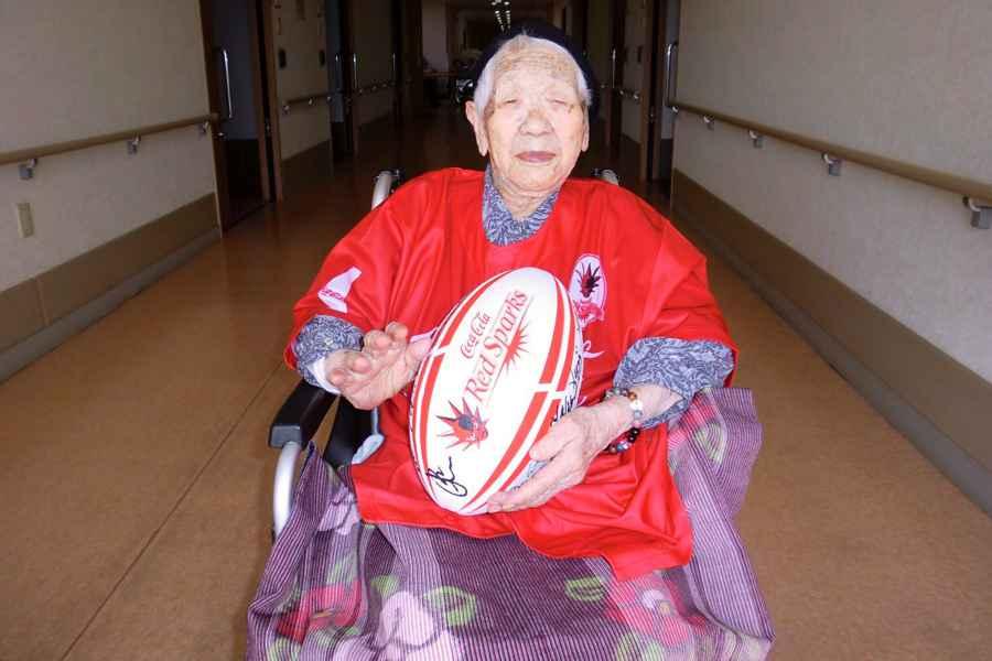 Kane Tanaka, cea mai în vârstă persoană din lume, de 117 ani, va participa la ştafeta torţei olimpice