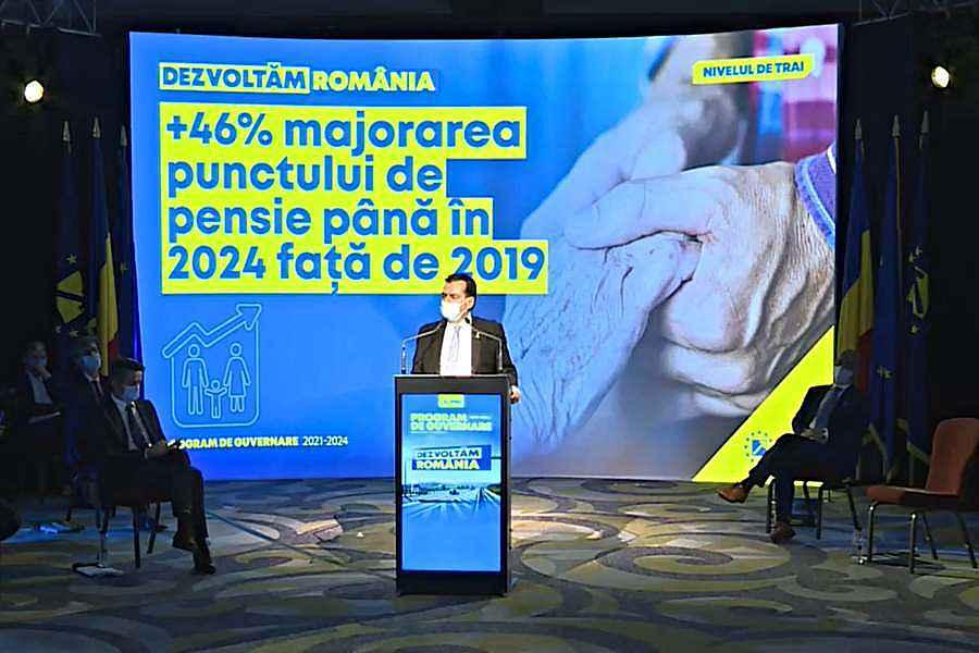 Orban: 472 de specialişti au lucrat la programul de guvernare al PNL. Vreau ca aceste alegeri să fie despre viitor, nu despre trecut